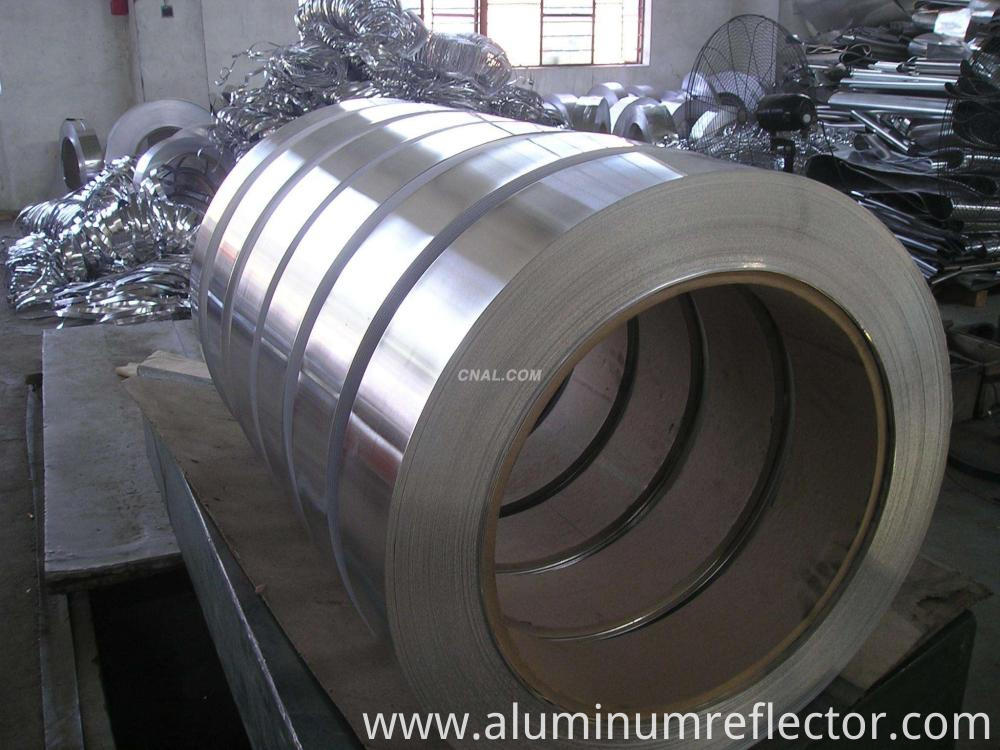 aluminum rolls packing