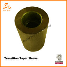 High quality Transition Taper Sleeve for Mud Pump