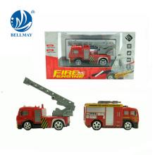 NOUVEAU Produit en gros Mini Rc Fire Fighting Truck Toys