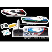 R / C Barcos modelo de pescado torpedo juguetes