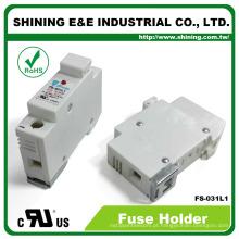 FS-031L1 In-Line RT18-32 10x38 110V High Voltage Fuse Holder
