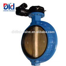 Manual Damper V Automated Air Actuated Part 24 Cast Iron Single Flanged Butterfly Valve Seal Epdm
