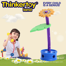 DIY Learning Building Toy for Kids Plastic Building Blocks