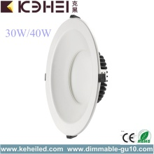 40W 6 8 10 inch dimbare downlights