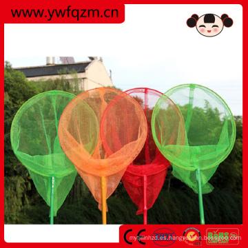 herramienta de pesca red de pesca de nylon para niños a la venta al por mayor
