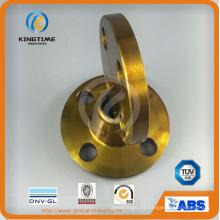 Reborde forjado Bi del acero de carbono de la reborde ciega (KT0345)