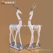 Zuhause Verzierung Polyresin Hirsch Figur in hoher Qualität
