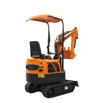 2019 mini excavator for garden with good price