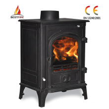 Indoor Multifuel Cast Iron Stove