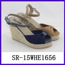 Fashion korean platform shoes lady summer platform platform sandals
