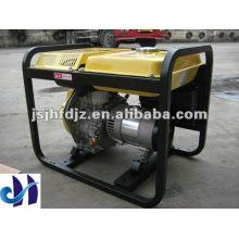 Luftgekühlter 3kw tragbarer Generator