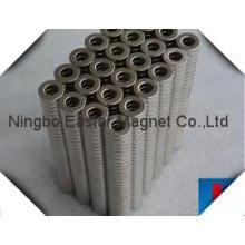 Kleiner starker Ring Neodym/NdFeB Magnet