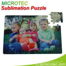 Puzzle for Sublimation