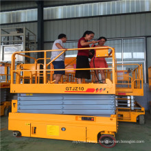 14m Qyjz-14k Self-Propelled Scissor Lift