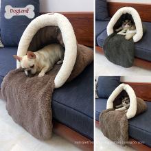Vente chaude Haute Qualité Chaud Pet Cave Cave luxe maisons de chat