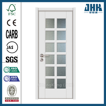 JHK Interior Church Doors Panel Glass French Door