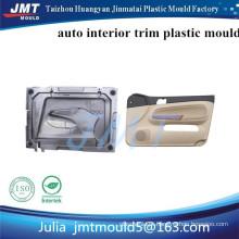Molde de injeção plástica guarnição interior de porta de auto de OEM com aço p20