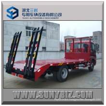 Sinotruk 4X2 190HP Euro3 Flatbed Truck Power Flat Transporter for Conveying