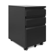 Under Desk Filing Pedestal Cabinets with Wheels