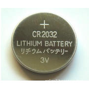 3V watch battery Lithium button cell CR2032 battery