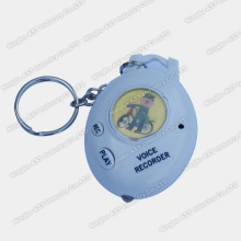Voice Keychain, Foto Voice Recorder, Keychain Digital