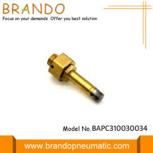 Silver Solenoid Valve Stem With 10mm Diameter