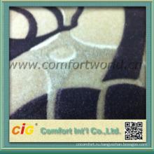 Китай Оптовая торговля текстильными 2014 полиэстер сделали стадо на стадо диван ткань