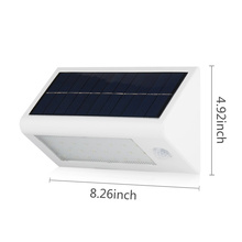 IP65 Solar Outdoor Garden Sensor Light