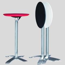 Кофейный столик с дизайном интерьера