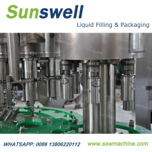 Automatic Edible Oil Rotary Volumetric Production Line