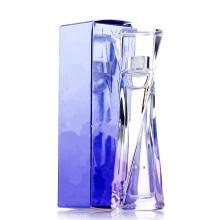 Botella de perfume de mujer en cristal con buena calidad