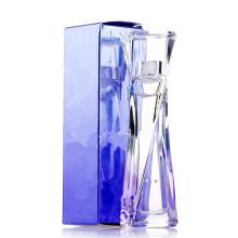 Bouteille de parfum femme en verre avec bonne qualité