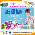 marbling kit for fabric and paper