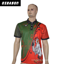 Custom Cheap Price Different Design Polo Shirt with Pockets