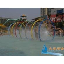 Rainbow Gallery Water Playground Spray Park Equipment for C