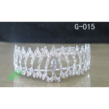 New fashion Queen crown for pageants wedding bridal jewelry wedding crowns