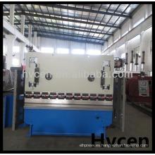Máquina dobladora CNC WC67K-40T / 2500 cnc, Máquina dobladora de chapa cnc