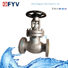 API6d Wcb/Forged Steel Globe Valve with Manual