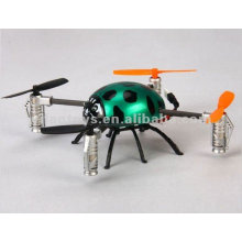 Best Gift On Xmas Marketing Hot 2.4G 4-CH 3 Axis Gyroscope Beetle RC Toy RC UFO 6043