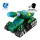 New Product transmit function blue dinosaur diy robot toy defromed robot toy for boys