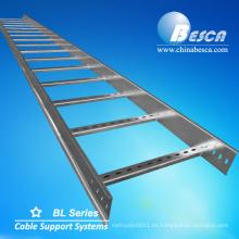 Fabricante de la escalera del cable del precio de alta calidad de Besca SS304