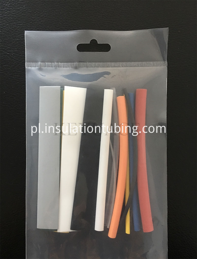 Heat Shrink Tubing Wrap Connection Sleeve Kit