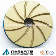 800# Snail Lock Edge Grinding Wheel