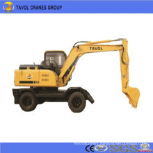 Wheel Excavator for Stone Market
