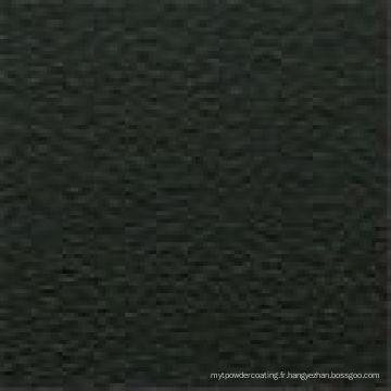 ISO, BV, RoHS texture noire en poudre polyester en poudre peinture en poudre