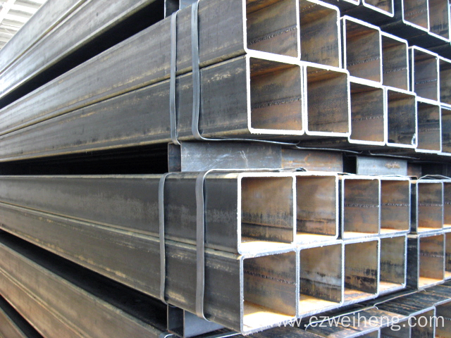 ERW Mild Carbon Welding Square Steel