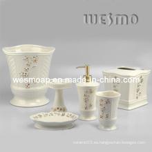 Accesorio de baño de la tapa-grado de la porcelana (WBC0588A)