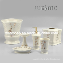 Top-Grade Porcelain Bath Accessory (WBC0588A)