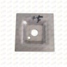 Vierkantspitzenklammern / Klemme, Gitterclips