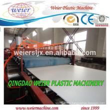 pvc foam board production line SJZ80